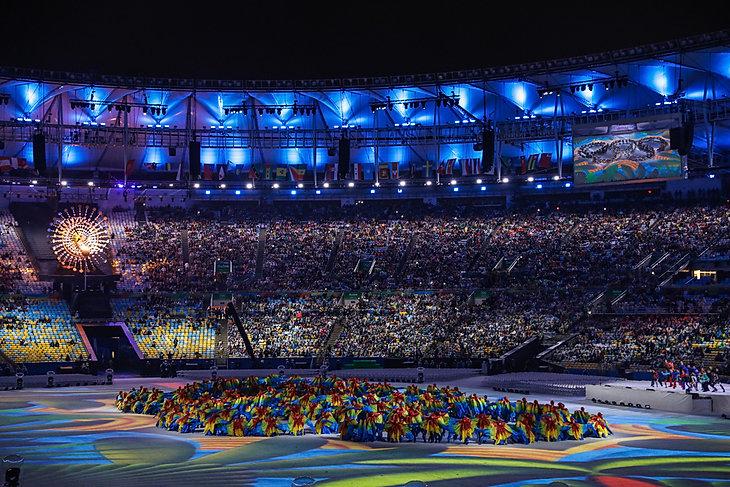 Ceremonia zamknięcia igrzysk olimpijskich 2016