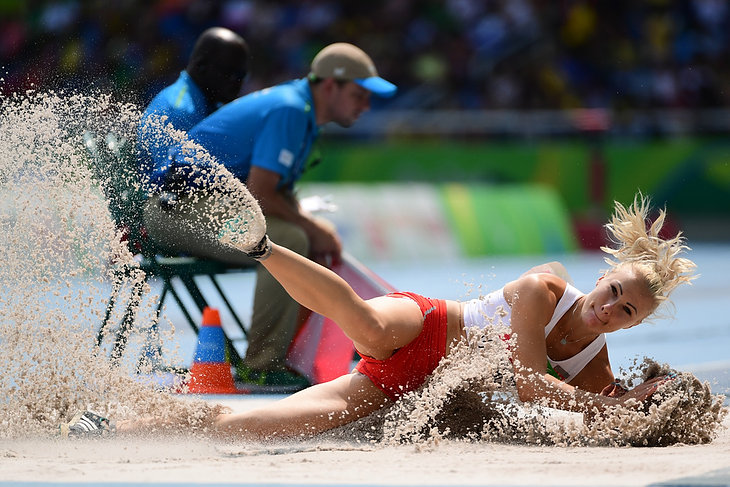 Karolina Kuczarczyk wicemistrzynią paraolimpijską w skoku w dal