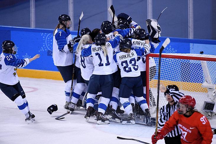 Hokej na lodzie kobiet