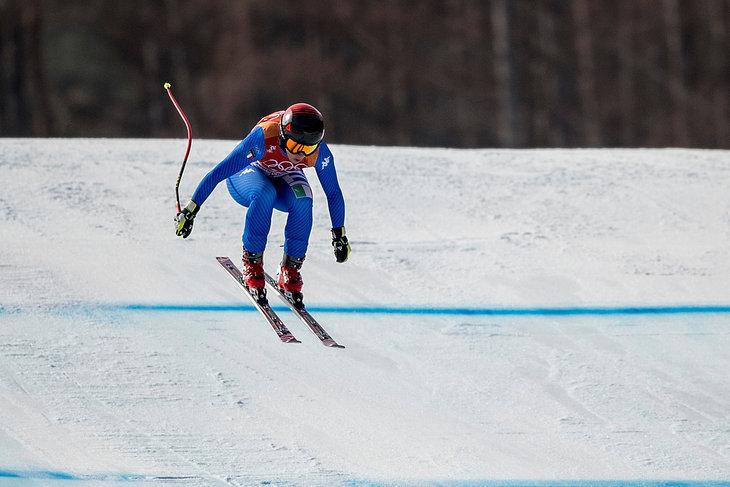 Narciarstwo alpejskie: zjazd kobiet