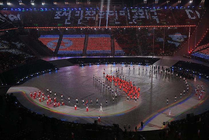 Ceremonia otwarcia Igrzysk Paraolimpijskich