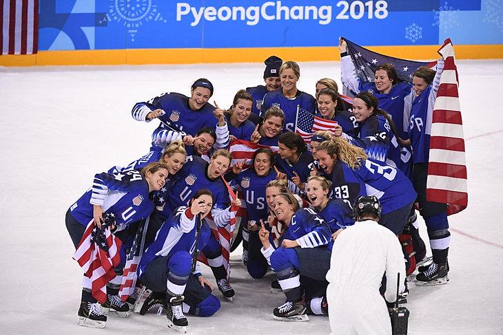 Hokej Kobiet
