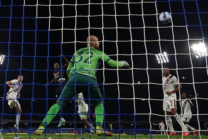 SSC Napoli - Torino FC