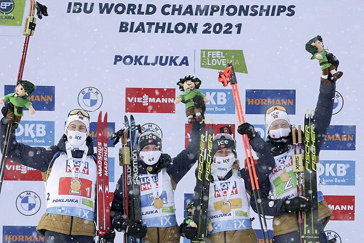 Mistrzostwa Świata w Biathlonie 2021
