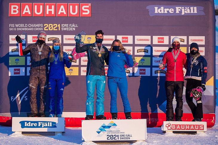 Mistrzostwach Świata FIS w skicrossie i snowboardzie