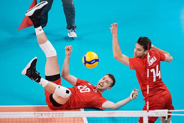 Siatkówka: Polska - Japonia