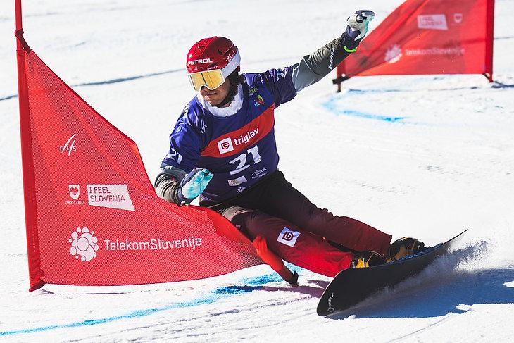 Mistrzostwa świata w snowboardzie - Rogla 2021