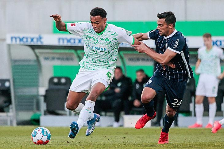 SpVgg Greuther Fuerth - VfL Bochum