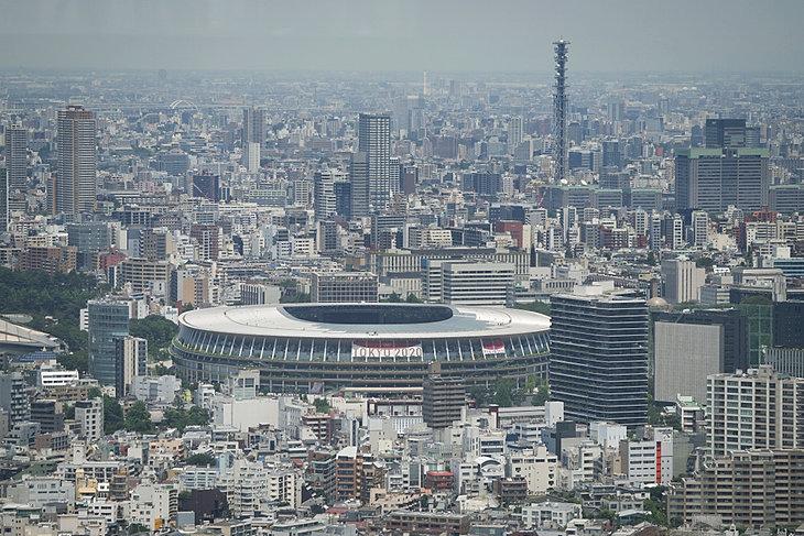 Tokio Stadion Olimpijski