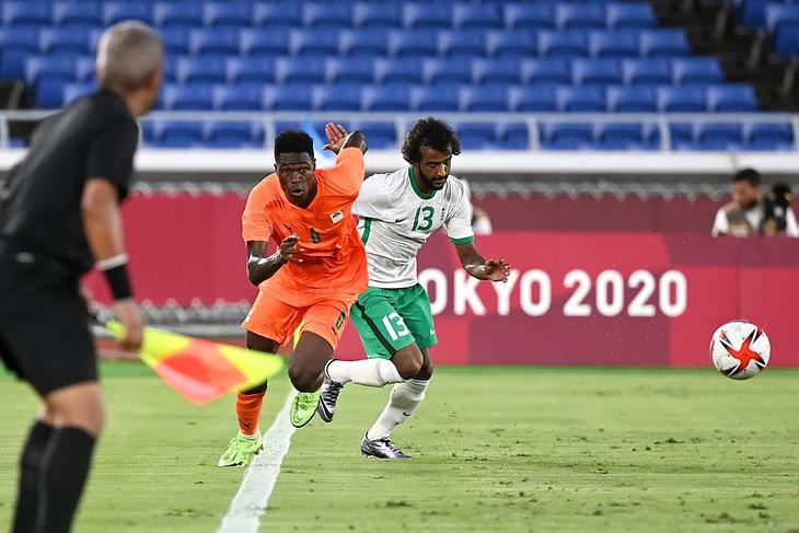 Piłka nożna: Wybrzeże Kości Słoniowej - Arabia Saudyjska