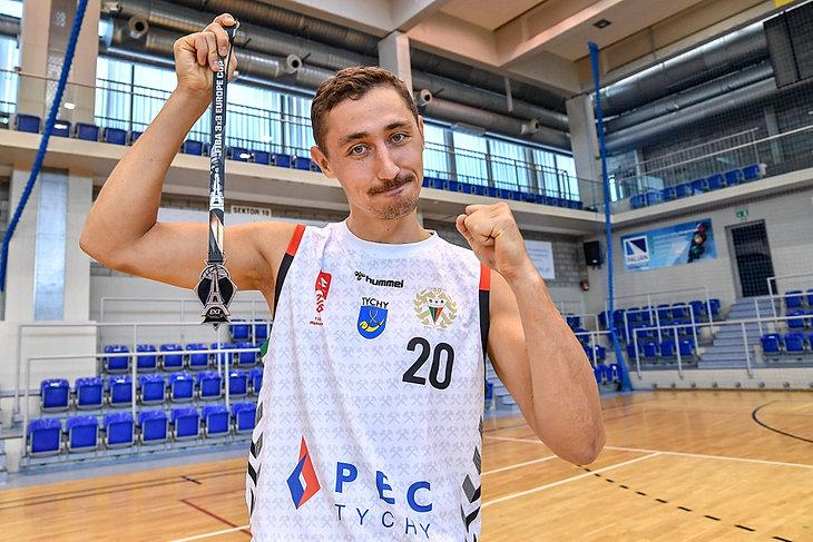 Łukasz Diduszko brązowym medalistą mistrzostw Europy