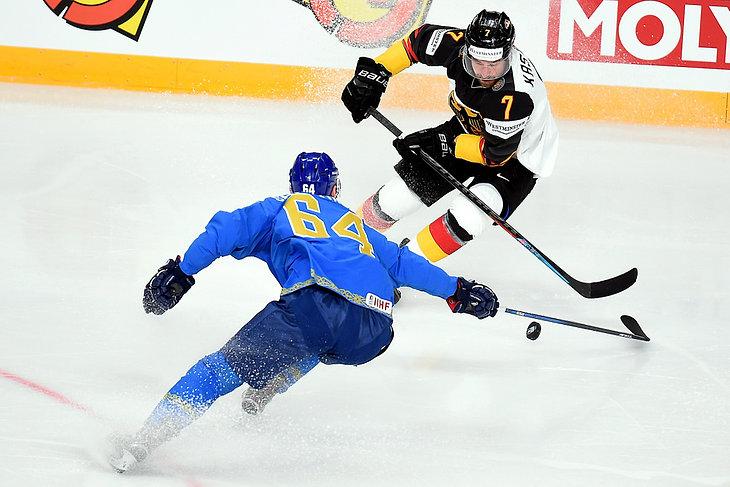 Niemcy - Kazachstan
