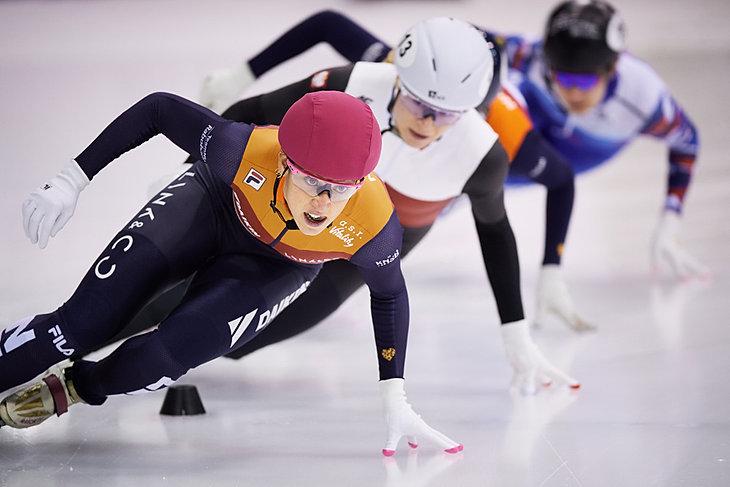 Mistrzostwa Europy w short tracku