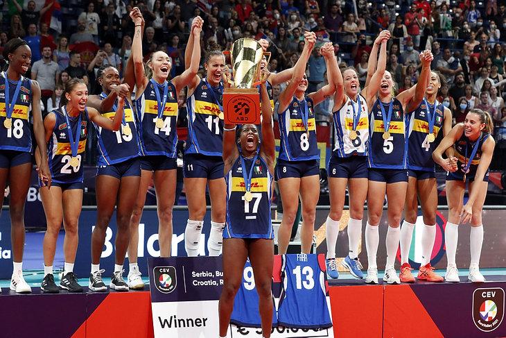 Finał: Serbia - Włochy