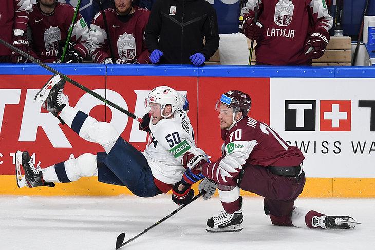Łotwa - USA