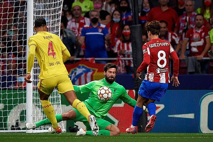 Atletico Madryt - Liverpool