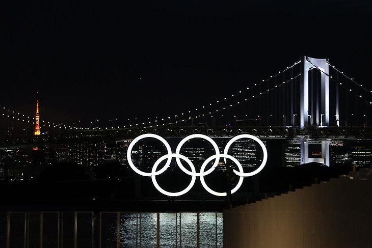 Tokio 2020 ilustracje