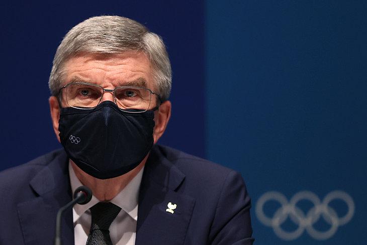 Konferencja Prasowa Komitetu Olimpijskiego